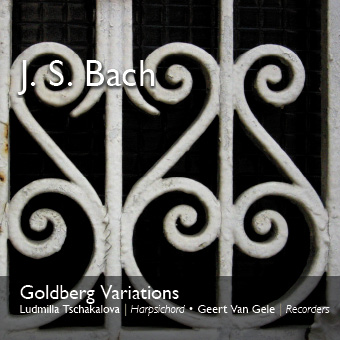 Bach, Goldberg Variations
